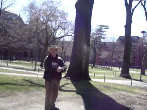 Boston sightseeing - Harvard walk - meet senior student Jack