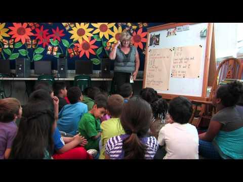 Alphabet Soup: Calavera Hills Elementary School