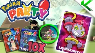 I GOT HOOPA!!! - Roblox Pokemon Party