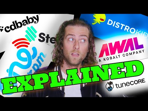 Music Distribution Explained - Best Independent Music Distribution 2021