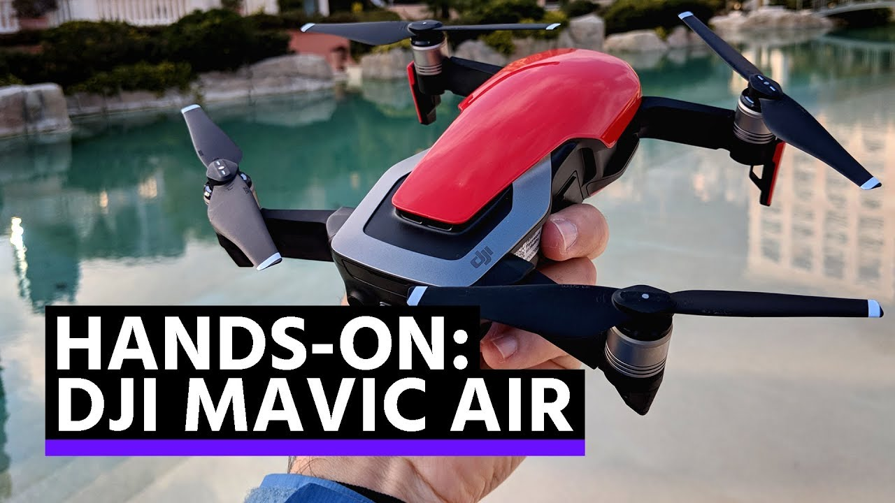 DJI Mavic Air: could this be the definitive drone? | AndroidPIT