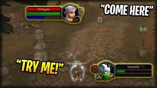 When Classic WoW Streamers OUTPLAY Gankers! #2
