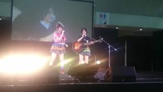 SKE482ndアルバムの前売りイベントでの矢方美紀さん、竹内舞さんの非オ...