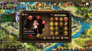 Legend Online - Upando cosmo pro lvl 9 By- Insanity