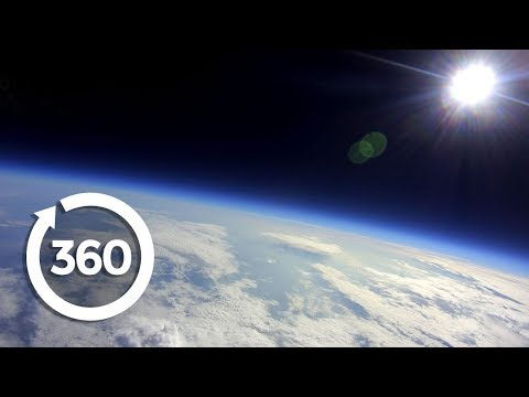 "Journey To The Edge Of The Earth – ""Move"" (360 Video)"