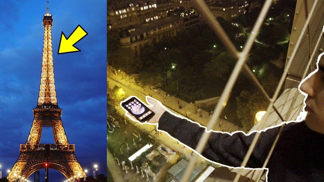 phone-flip-off-eiffel-tower
