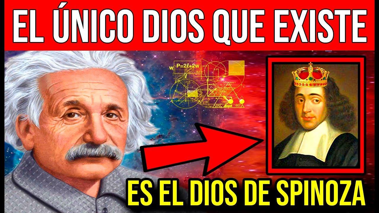 ESTE es EL ÚNICO DIOS en el QUE CREO por ALBERT EINSTEIN!!!!