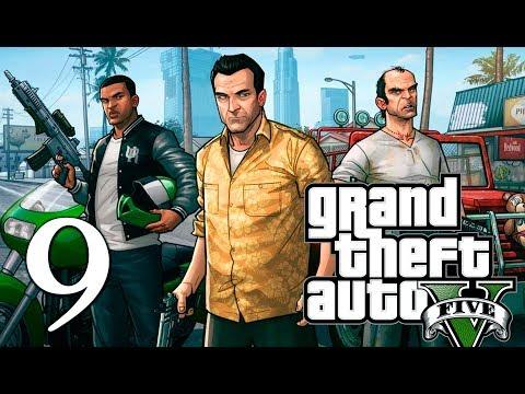 "Grand Theft Auto V | En Español | Capítulo 9 ""Explorar el puerto"" thumbnail"