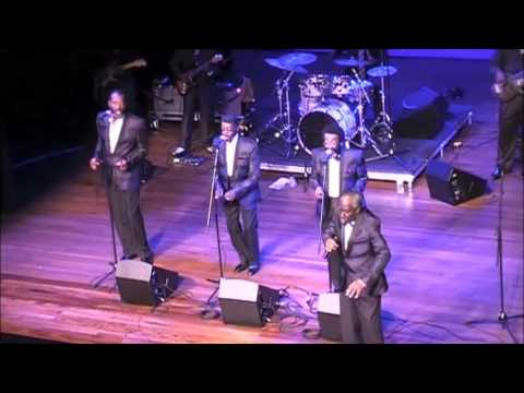 """Original Drifters Sing """"Dance With Me"""""""