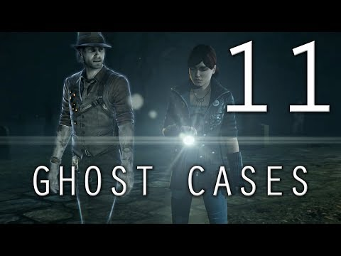 [11] Ghost Cases (Let's Play Murdered: Soul Suspect PS4 w/ GaLm)