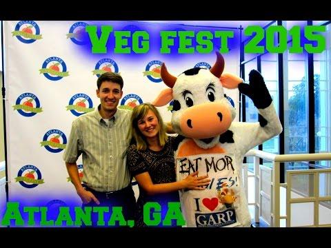 Veg Fest Atlanta GA 2015 11/7/2015 Vegan festival  - VegFest
