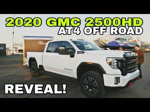 Live: 2020 GMC Heavy Duty Reveal!