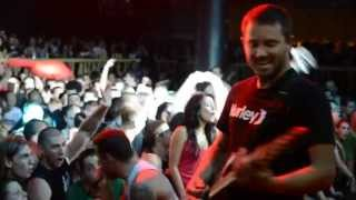 PARKWAY DRIVE - Romance Is Dead (Live in Sofia, 05.06.2013) HD 5/6