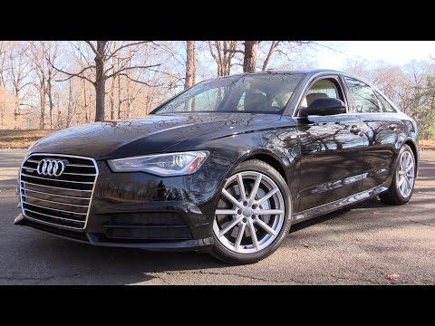 2017 Audi A6 2.0T Quattro - Road Test & In Depth Review