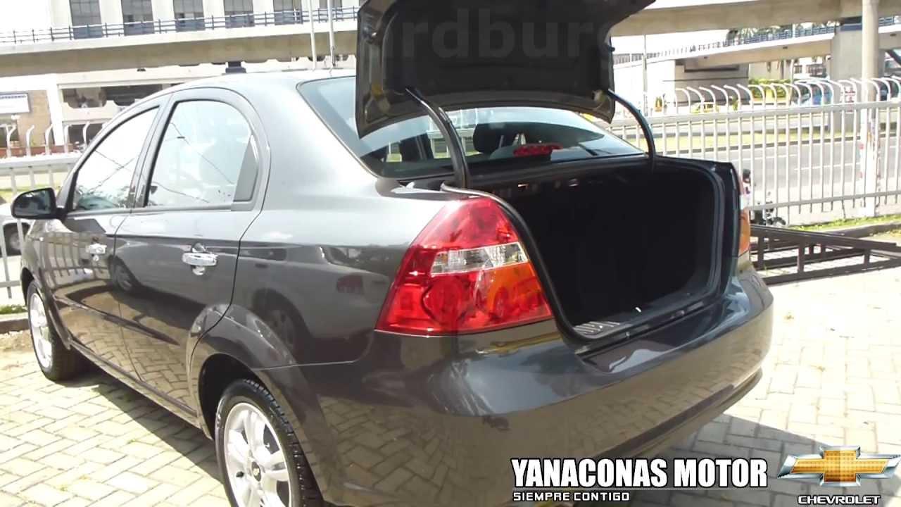 Chevrolet Aveo 2015 - Foros Ecuador