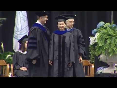UNC-Chapel Hill 2014 Doctoral Hooding Ceremony