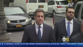 CBS News: Cohen Secretly Taped President Trump
