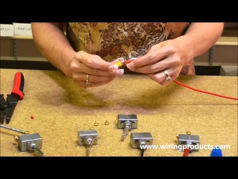 circuit breaker hookup