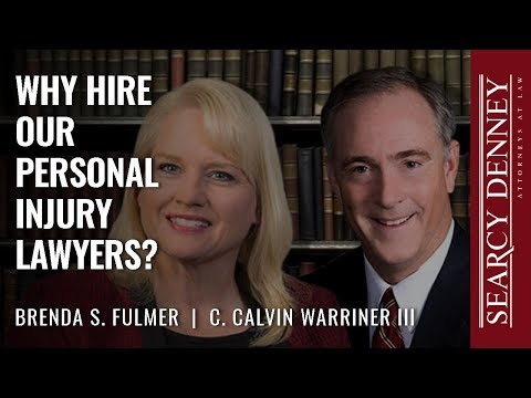 Why Hire Our Personal Injury Lawyers?