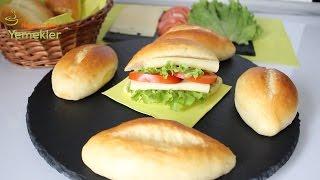 Küçük Sandviç Ekmekleri ( Somunları )