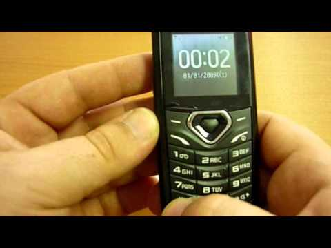 Samsung E1170.wmv