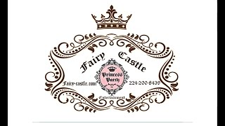 "PROMO. ""FAIRY CASTLE ENTERTAINMENT"""