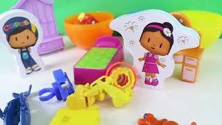 Pepee Düzenli Olmayı Öğreniyor Şila Ve Pepee Oyuncakları Topluyor Odasını Temizliyor