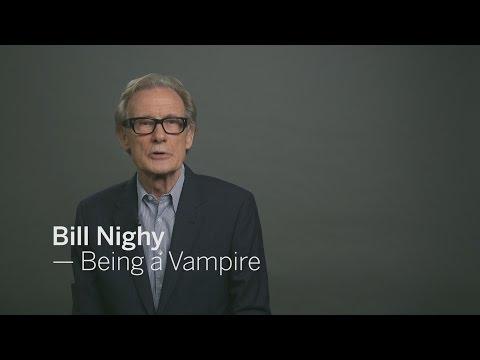 BILL NIGHY Being a vampire  TIFF 2016