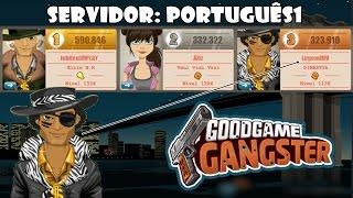 Jogando e Mostrando Contas #6! (LegendMV   Goodgame Gangster)