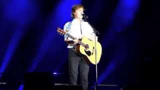 "Paul McCartney ""Blackbird"" Safeco Field Seattle 7/19/2013 #OutThere"