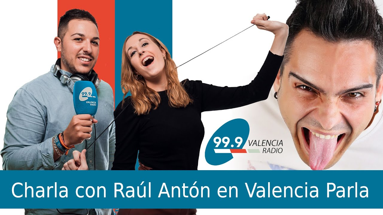 Raúl Antón en Valencia Parla