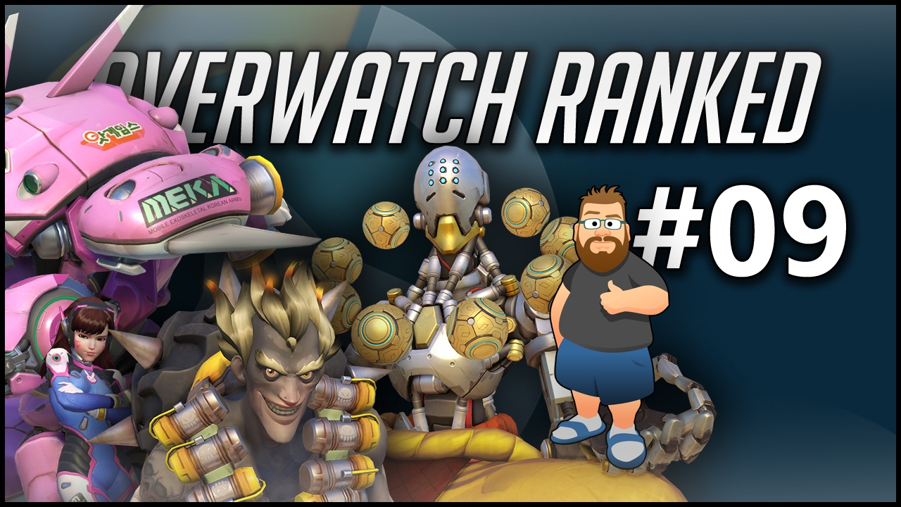 Overwatch Ranking Site