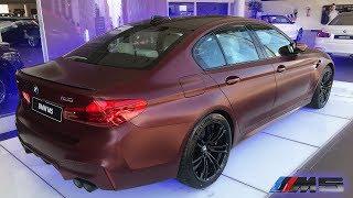 UNICA BMW M5 FIRST EDITION DO BRASIL EM DETALHES (1 DE 400) - CVBR #540