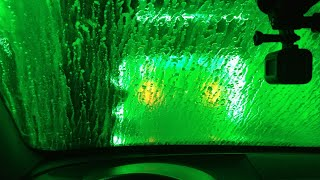 GoPro Car Wash: SqweeGeez Car Wash at Night