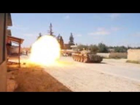 Libya rivals in fierce fighting in Tripoli