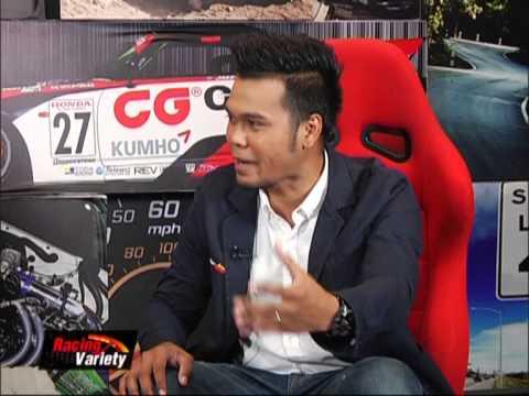Racing Variety 19 Sep 2013 สัมภาษณ์ ติ๊งโน๊ต ฐิติพงศ์ วโรกร Part 1