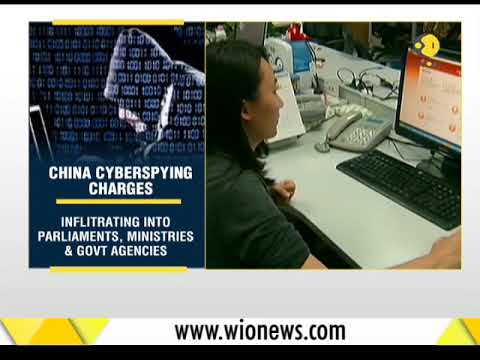 China spying on Germans?