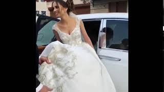 Красивая невеста / Кавказская свадьба 2017-2018 / Шикарное свадебное платье
