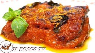 590 - Parmigiana di zucchine..un piattino sopraffine (contorno/secondo facile, leggero e genuino)