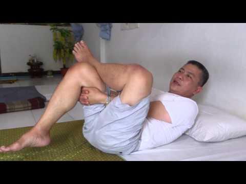 Thara Thai Massage - ท่ากายบริหารสำหรับ กล้ามเนื้อสะโพกหนีบเส้นประสาท