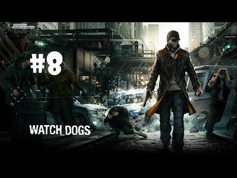 Watch Dogs PC Playthrough Part 8 - Locate the Snitch