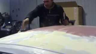 Урок №4 подготовка крыши к покраске