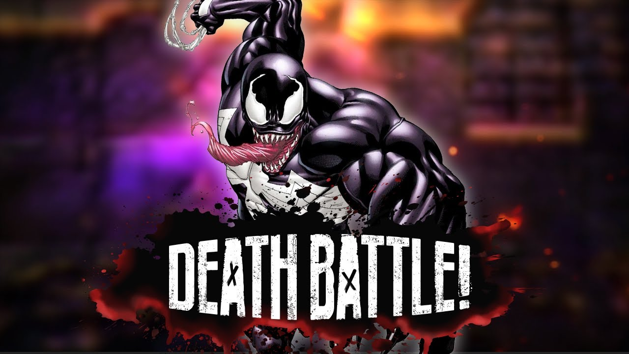 Venom Devours DEATH BATTLE!
