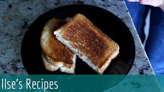 Asmr Cooking - Tuna Salad & Grilled Cheese Sandwich