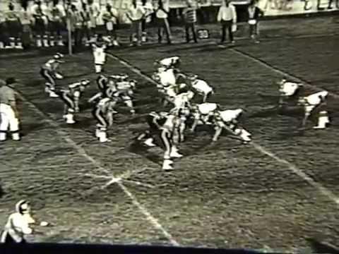 Brooks Lions Football 1979-80