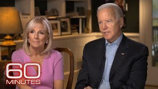"""""""He's an idiot."""" Joe Biden on President Trump's response to foreign election interference"""