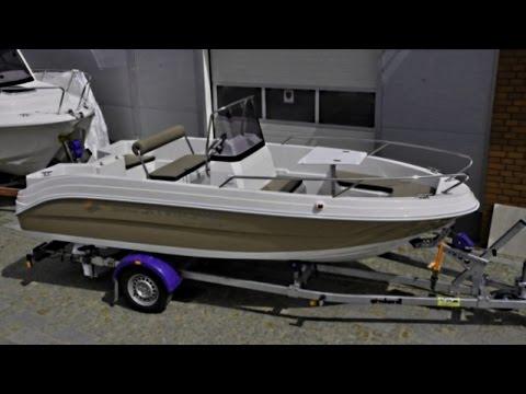 Катер Atlantic Marine Open 490 на выставке Охота и рыбалка
