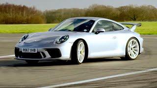 Porsche GT3: Chris Harris Lap | Extra Gear | BBC
