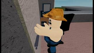 "Get out the bathroom meme! ""Roblox Animation"""