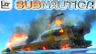 Subnautica Gameplay : AND WE